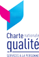 logo de la Charte Nationale Qualite - Nova